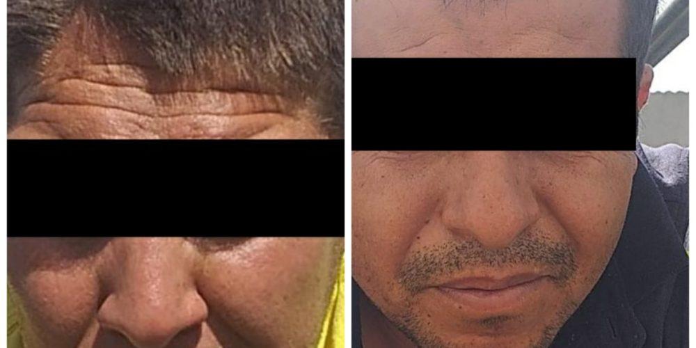 Detienen a dos sujetos con droga y 23 mil pesos