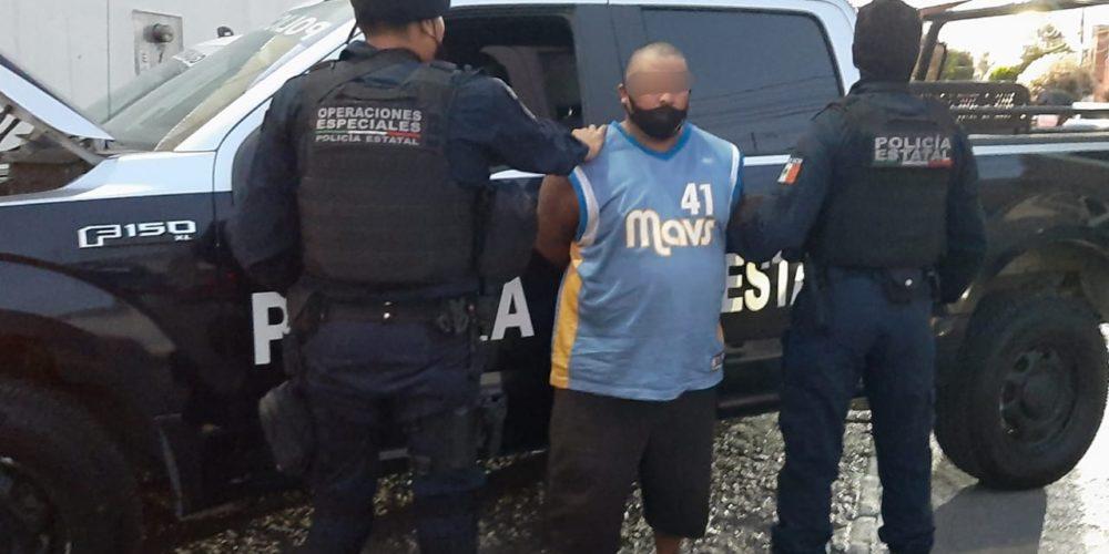 Detienen a distribuidor de drogas de Miradores y el Palomino Dena