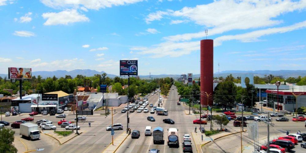 Anuncian cortes a la vialidad por obras del Distribuidor Vial de Pulgas