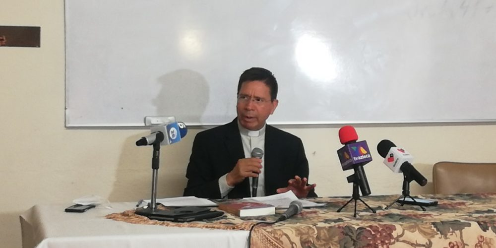 Rechaza diócesis acaparamiento de fichas para vacunación de sacerdotes en Aguascalientes