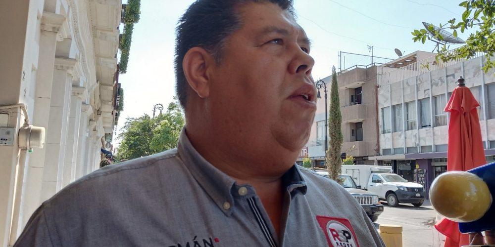 Que siempre no, candidato de RSP asegura seguir en contienda por alcaldía en Aguascalientes
