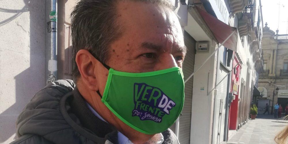 """Justifica Sergio Augusto diputación pluri para su hija; """"Es cuestión de capacidad"""", dice"""