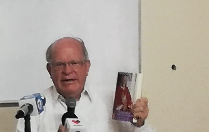 Presentan libro sobre el quinto obispo de Aguascalientes