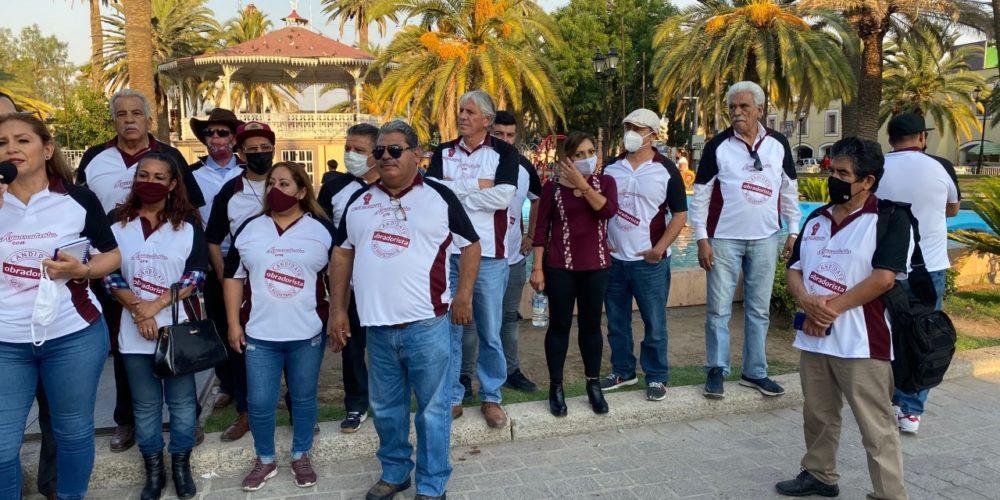 Hasta expulsión del partido podrían alcanzar quienes tomaron instalaciones de Morena: Cardona