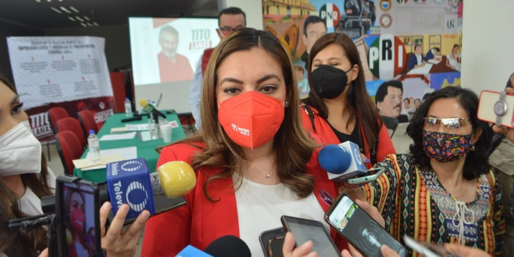 Pide PRI Aguascalientes apoyo económico a su dirigencia nacional para campañas