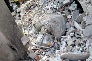 (Video) 5 muertos y varios heridos tras derrumbe de un edificio en Tailandia