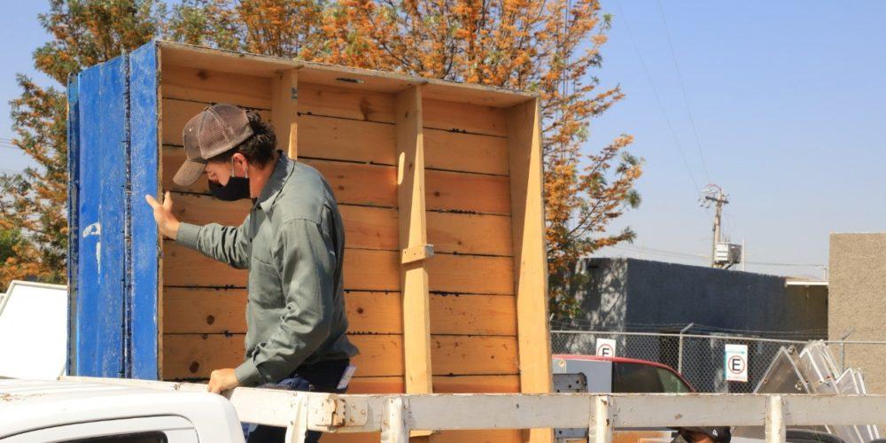 UAA dona herramientas de mantenimiento a la Ciudad de los Niños