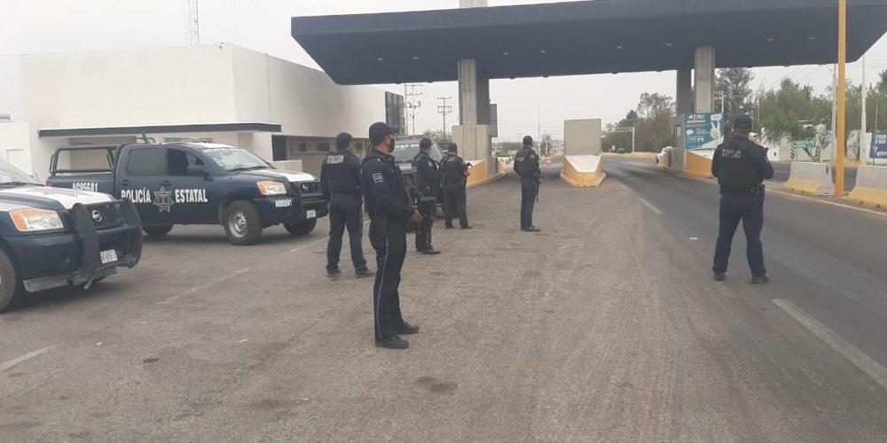 Blindan frontera con Jalisco tras balacera en Betulia