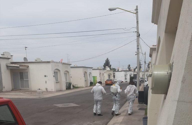 Alertan por falsos sanitizadores de viviendas
