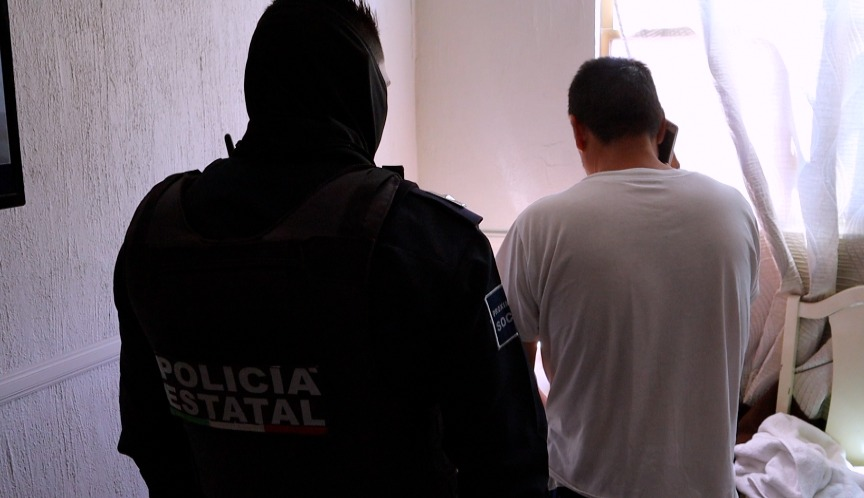 Policías frustran extorsión en contra de guanajuatenses que se encontraban en Aguascalientes