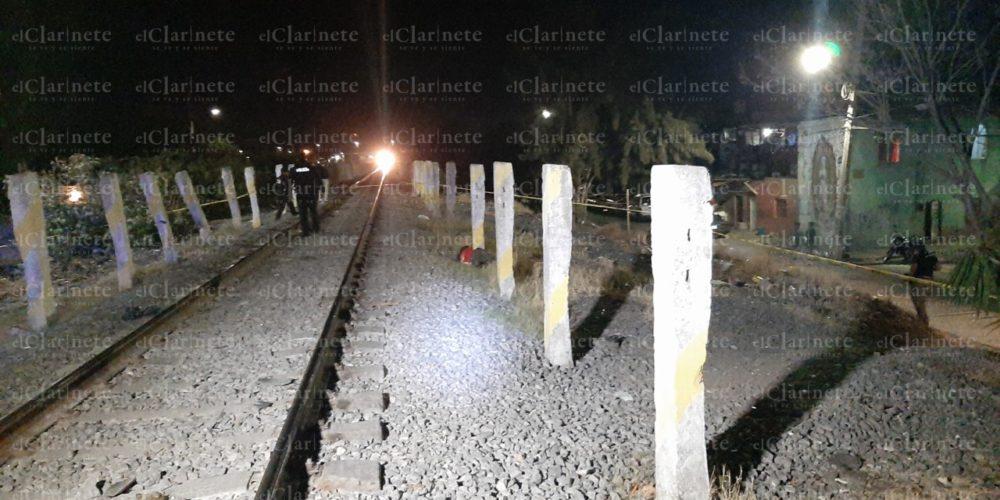 Identifican al hombre que murió arrollado por el tren en el Ojo de Agua