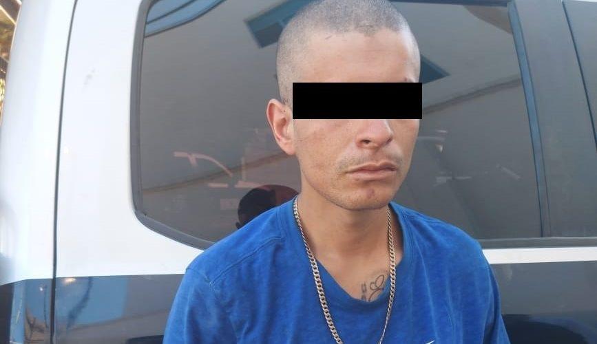 Cae Sergio con droga en Las Cañadas