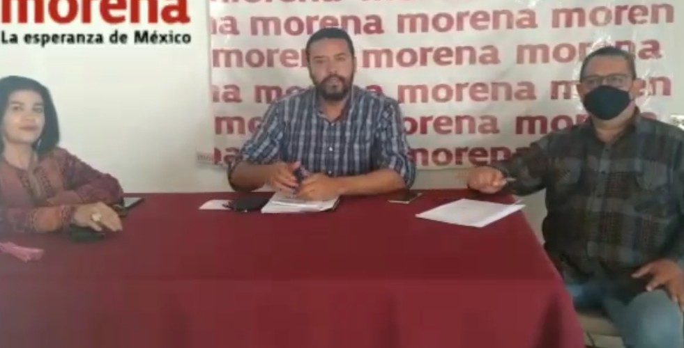 (Video)Morena Aguascalientes se deslinda de candidatos ligados a secta