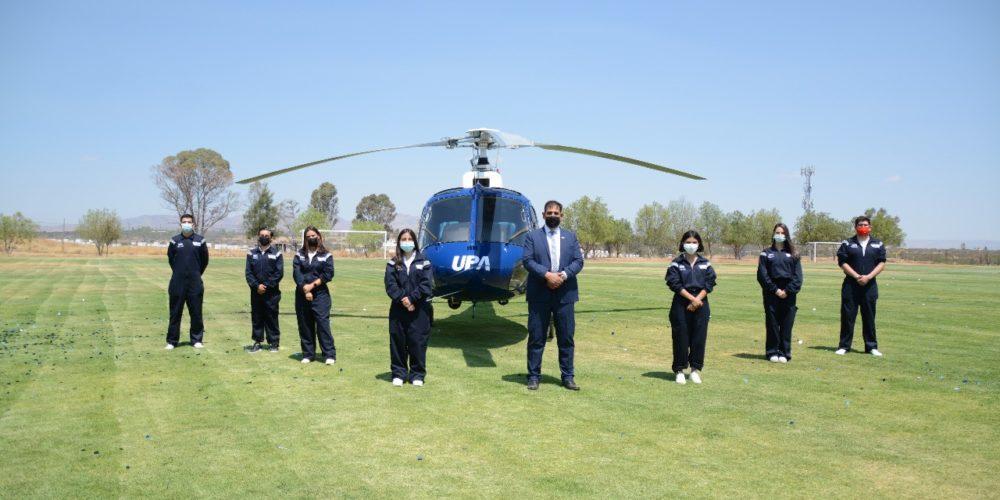 UPA abre carrera de Ingeniería en Aeronáutica