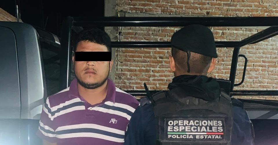 Capturan a distribuidor de drogas en El Chaveño