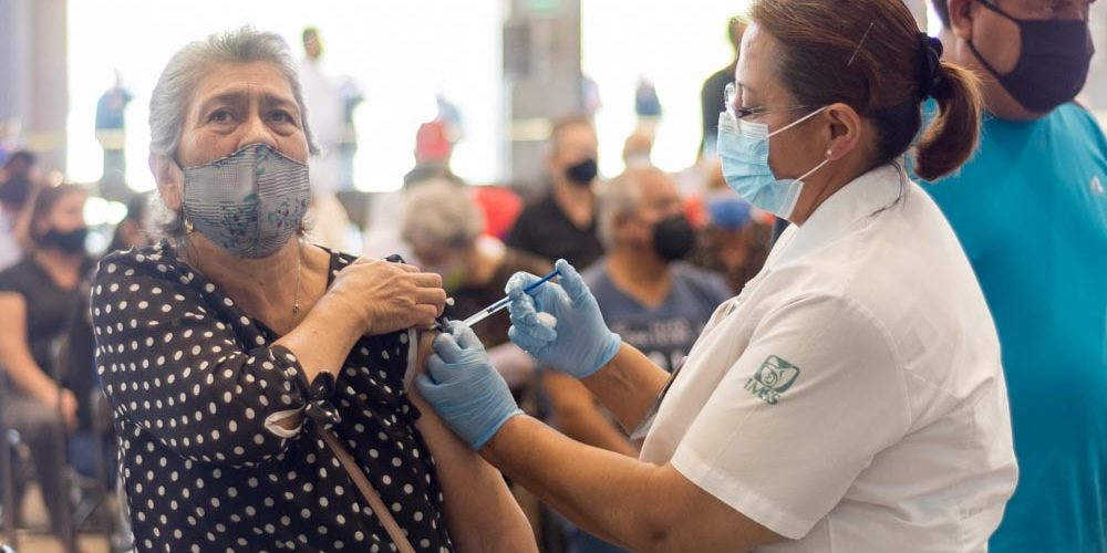 Precisiones de la Secretaria de Bienestar sobre la vacunación de este martes en Aguascalientes