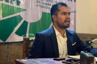 Reciben bono Covid 600 trabajadores del Hospital Hidalgo
