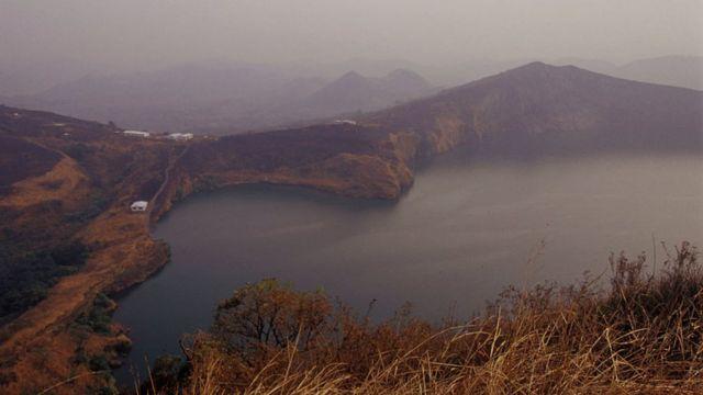 Así fue como un lago de Camerún provocó la muerte casi mil 800 personas en minutos