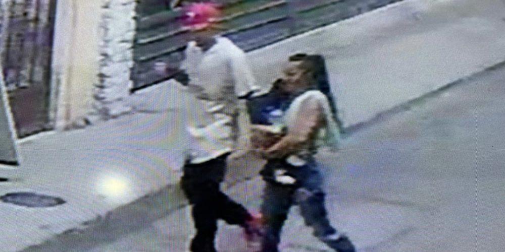 Captan a pareja con bebé incluido que abre camioneta para robar en La Purísima