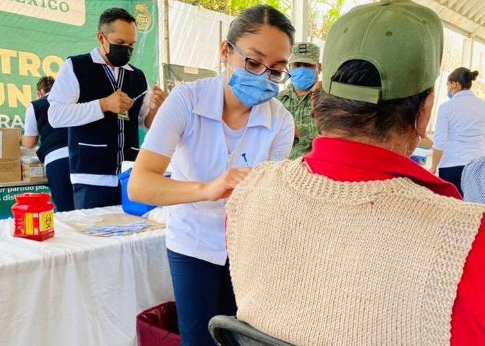 Anuncian jornada de vacunación para personas de 50 a 59 años en Pabellón de Arteaga, Calvillo y Asientos