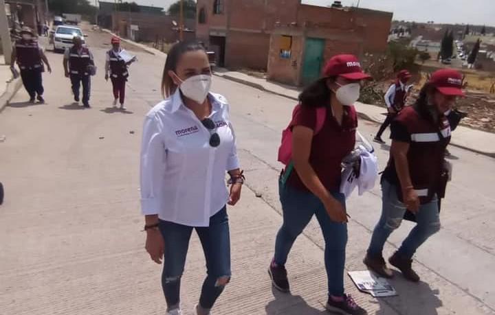 Karola Macías promoverá la igualdad social