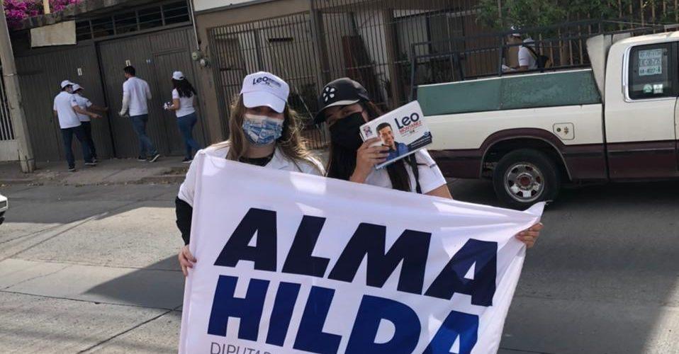 Alma Hilda Medina lleva sus propuestas a Casa Sólida