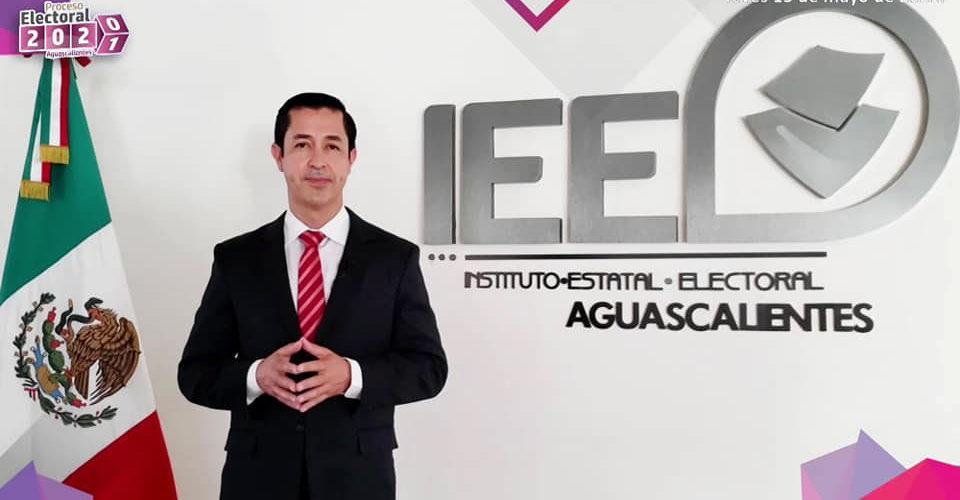 Dice IEE ver respuesta positiva del electorado a debates virtuales