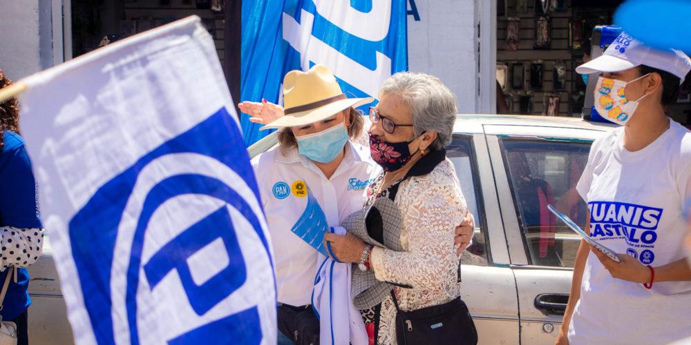 Soy una mujer de palabra: Juanis Castillo