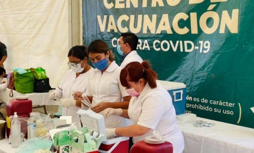 Piden trabajadores de Aguascalientes ser vacunados en sus centros laborales