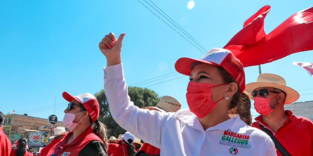 Margarita Gallegos impulsará el desarrollo de San Pancho