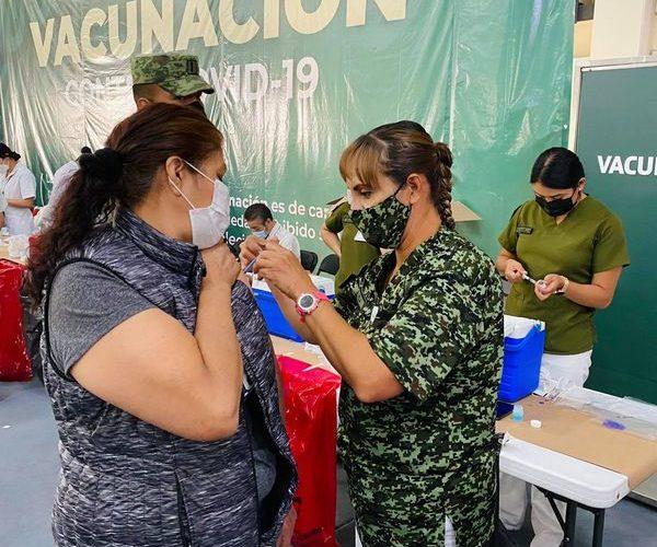 20 mil adultos de 50 a 59 años no acudieron a vacunarse en Aguascalientes