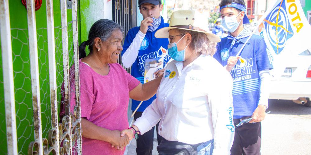 Juanis Castillo apuesta por proyectos reales para Rincón de Romos
