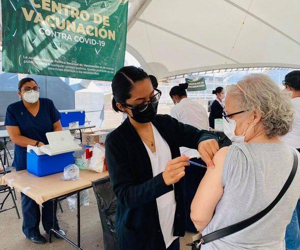 No detendrán jornadas de vacunación por votaciones