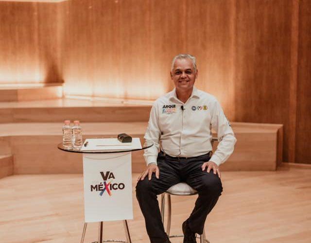Con propuestas y soluciones México será quien siempre gane: Noel Mata