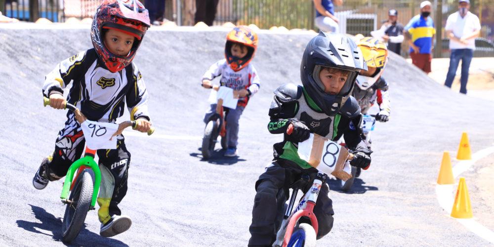 Inician competencias de BMX de la Copa Aguascalientes