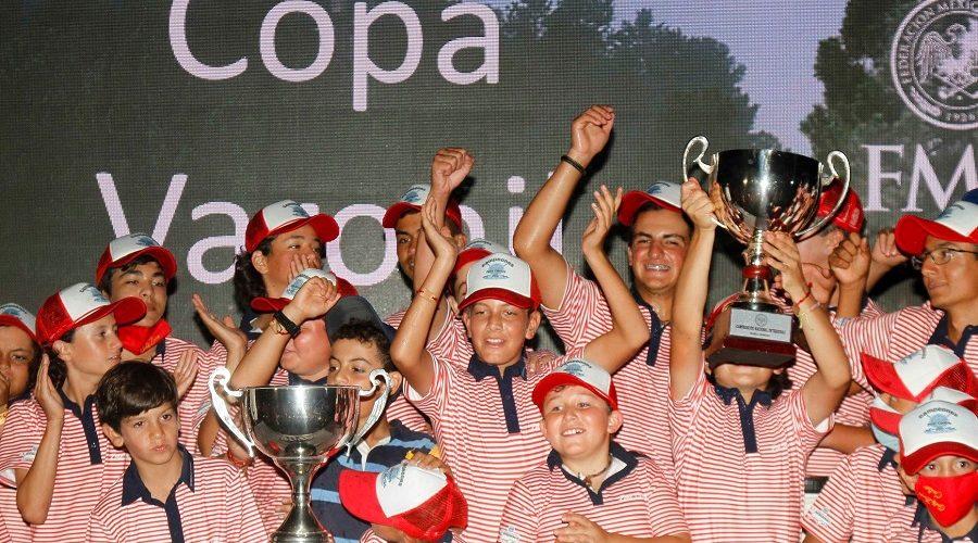 """Zona Centro se corona en el LX Campeonato Nacional Interzonas """"Lorena Ochoa"""""""