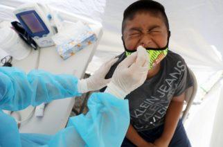 A punto de regresar a clases, Aguascalientes supera los 450 contagios por Covid en niños