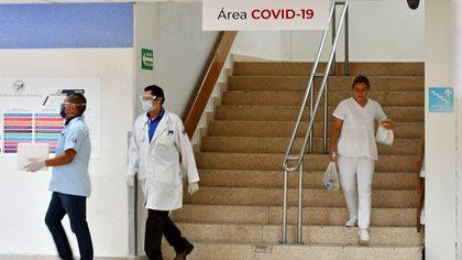 Se agregan 112 defunciones más por coronavirus en México