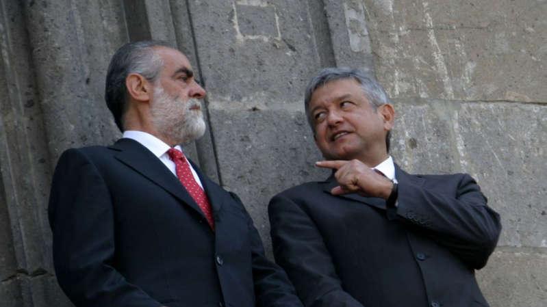Fernández de Cevallos reta a AMLO a que lo denuncie ante la FGR