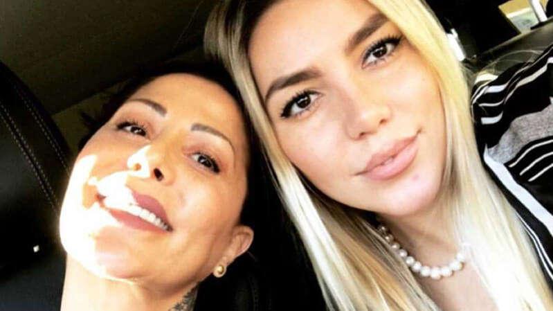 Alejandra Guzmán saca de su testamento a Frida Sofía y ella responde