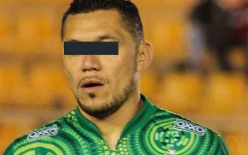 Detienen al futbolista Freddy Martín por presunta violación