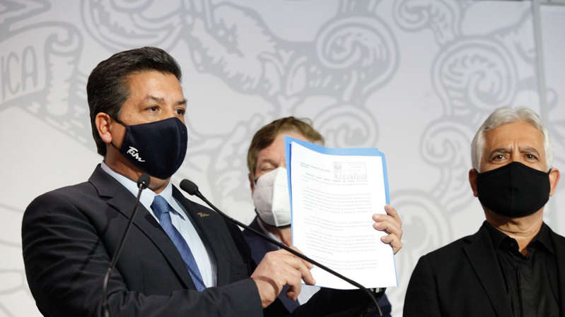 SCJN admite controversia constitucional sobre desafuero de Cabeza de Vaca