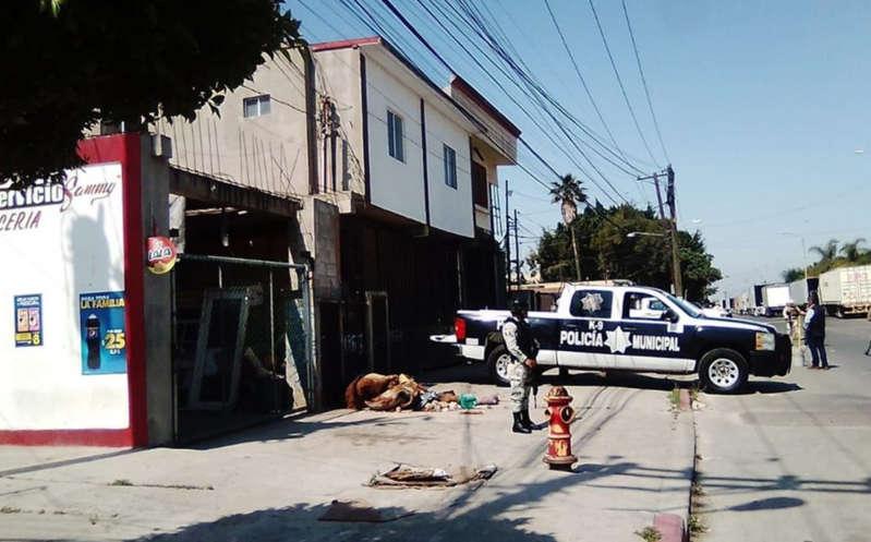 Localizan narcotúnel frente a cuartel de la Guardia Nacional