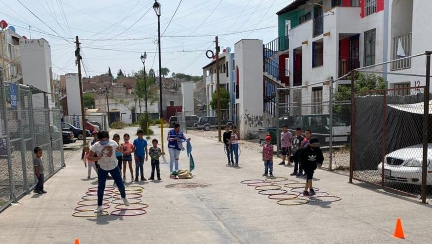 Delegaciones municipales ofrecen actividades para niños