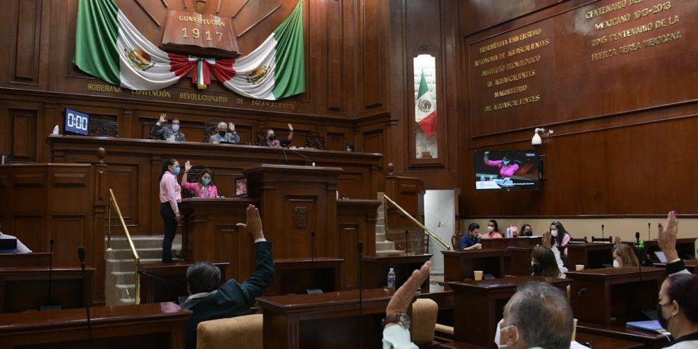 Congreso del Estado aprueba reforma sobre acceso de las mujeres a una vida sin violencia