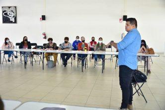 Comité de Salud Municipal se capacita en detección y prevención de adicciones