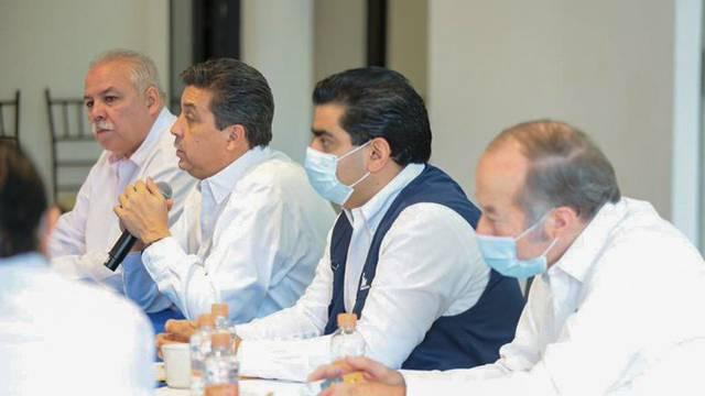 Reaparece Cabeza de Vaca en Tamaulipas