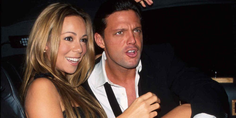 """Así fue la """"traumática"""" primera cita de Mariah Carey y Luis Miguel"""
