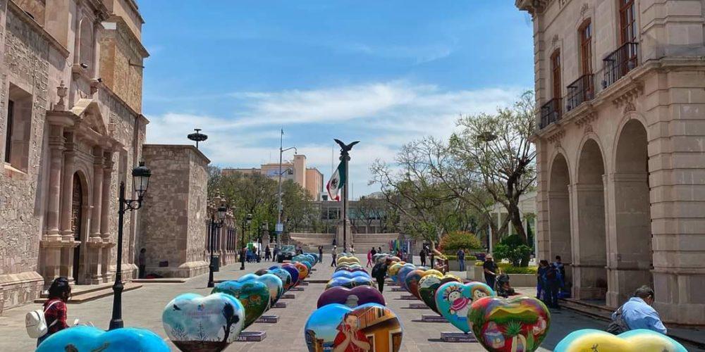 Sábado soleado para Aguascalientes