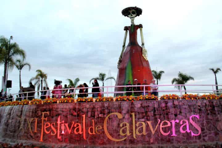 Confirma Secture Festival de Calaveras y Ruta del Vino